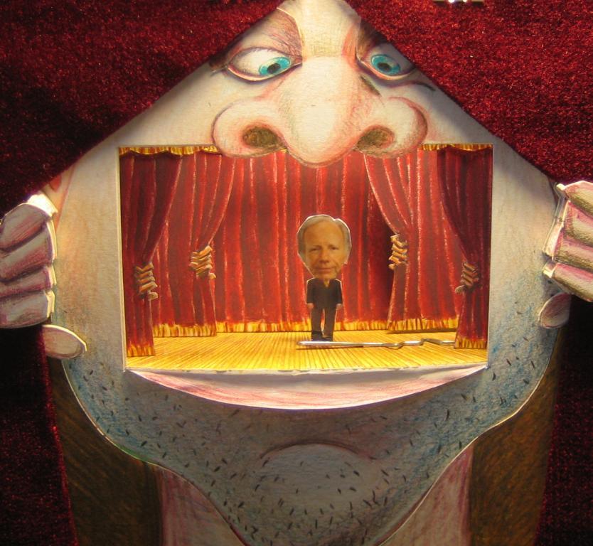 Toy theatre (Le théâtre de papier)