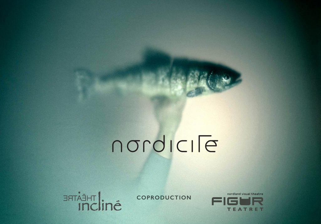 Spectacle de marionnette du Théâtre Incliné nommé Nordicité