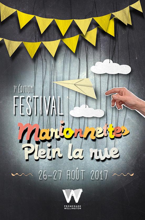 7e édition du Festival Marionnettes plein la rue !