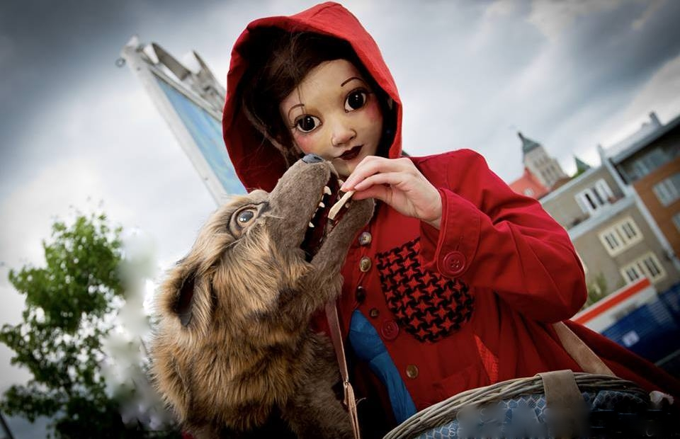 Grand chaperon rouge